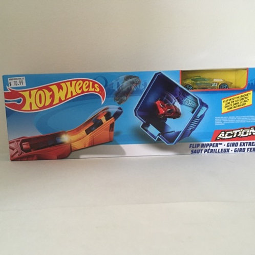 Hot Wheels Flip Ripper Set