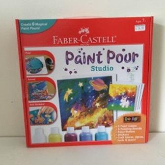 Creativity for Kids Paint Pour Studio
