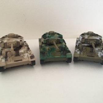 Die Cast Tanks