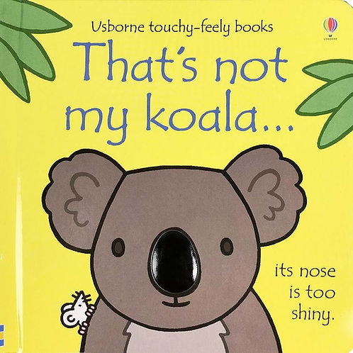 Usborne Little Board Books: That's Not My Koala