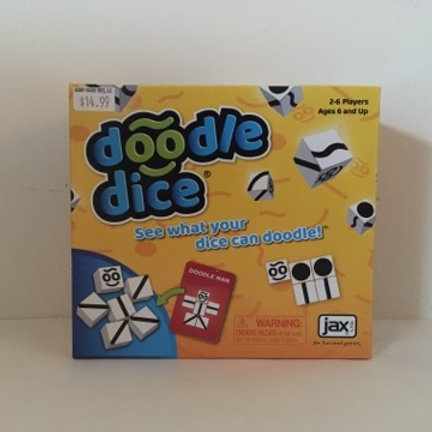 Doodle Dice Game