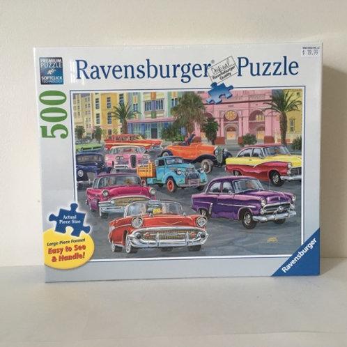 Ravensburger  Puzzle - Cruisin #14994