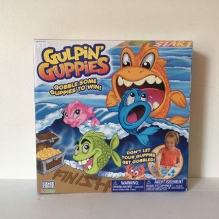 Game Zone Gulpin Guppies Game