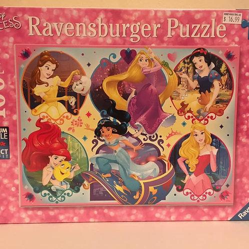 Ravensburger 100 XXL pc Puzzle, Disney Princess