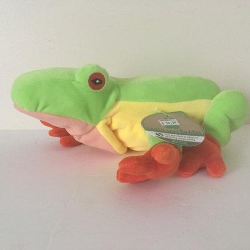 Earth Safe Buddies Puppet - Frog