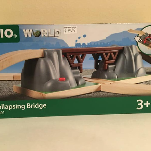 Brio World Collapsing Bridge, #33391