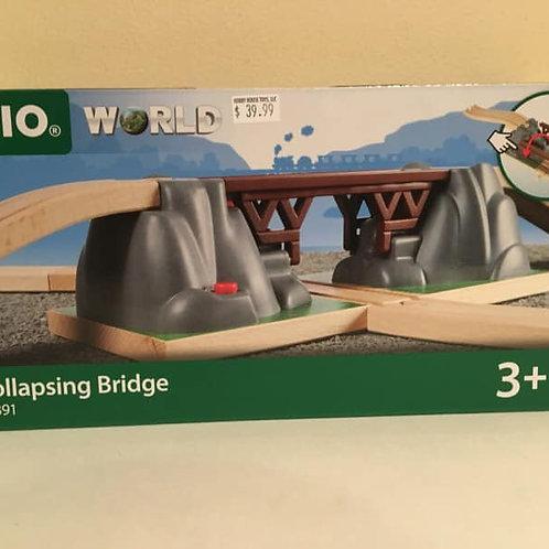 Brio World Collapsing Bridge, #33391