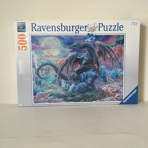 Ravensburger Mystic Dragons Puzzle