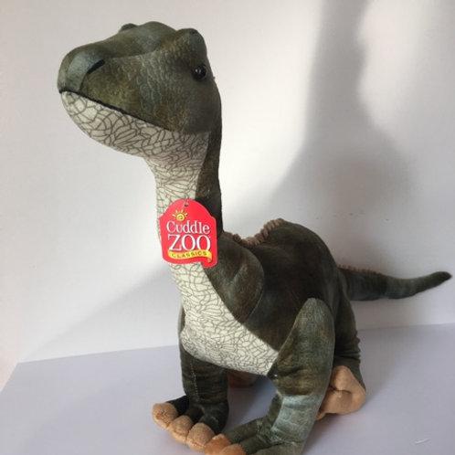 Cuddle Zoo Giant Dinosaur Plush