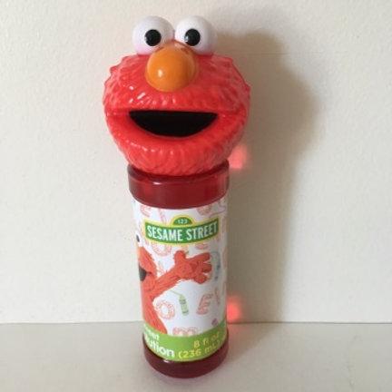 Sesame Street Bubbles