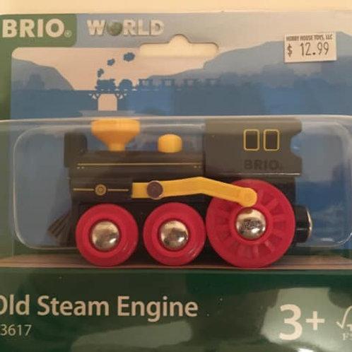 Brio World Old Steam Engine, 33617