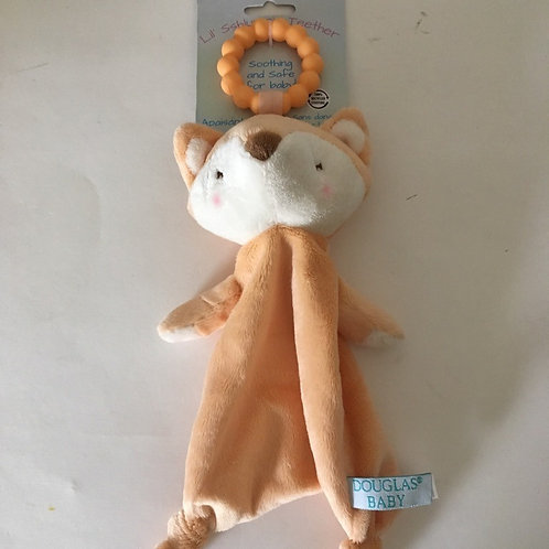 Douglas Lil Sshlumpie Teether - Fox