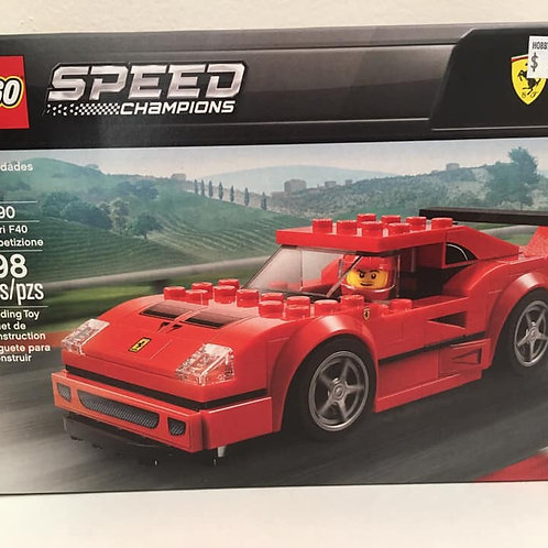 LEGO Ferrari F40, #75890
