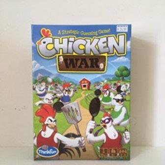 Think Fun Chicken War Game