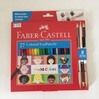Faber Castell Colored EcoPencils