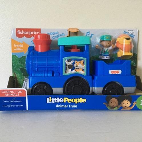 Fisher Price Little People Animal Train Set