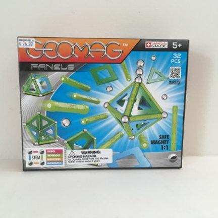 Geomag Magnetic Building Set