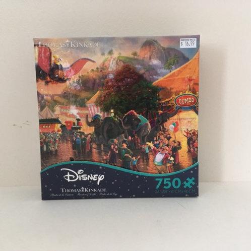 Ceaco Thomas Kinkade Disney Puzzle - Dumbo