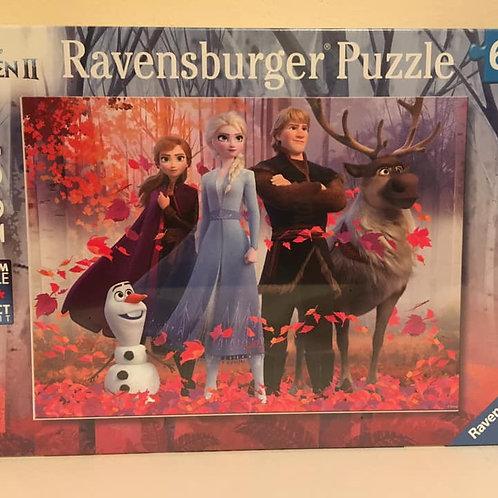 Ravensburger 100 XXL pc Puzzle, Frozen II Team