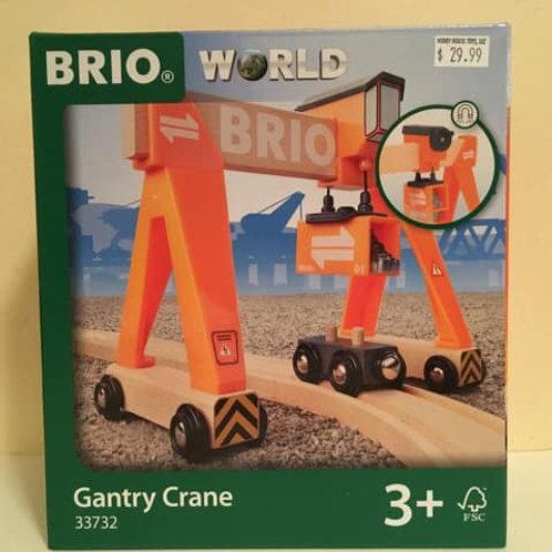 BRIO World Gantry Crane