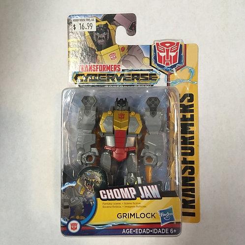 Hasbro Transformer Chomp Jaw GrimLock
