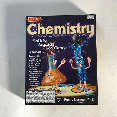 Sceince Wiz Chemistry