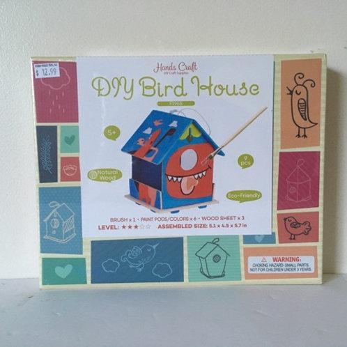 Hands Craft Bird House Kit