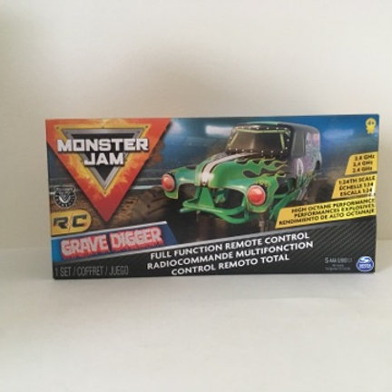 Spin Master Full Fuction Remote Control Monster Truck