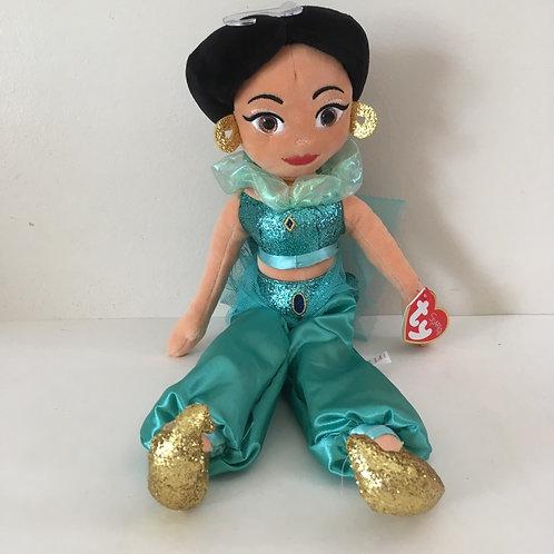 TY Disney Sparkle Jasmine
