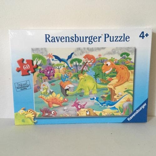 Ravensburger Dino Land Puzzle