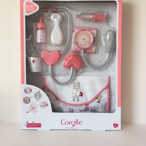 Corolle Baby Doll Large Doctor Set #140700