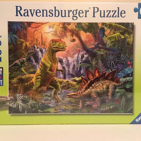 Ravensburger 100 XXL pc Puzzle, DInosaurs