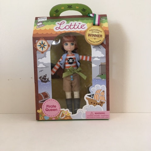 Lottie Doll- Pirate Queen
