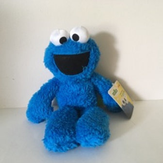 Gund Cookie Monster Plush