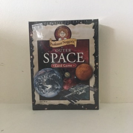 Professor Noggin's Outer Space Card Game