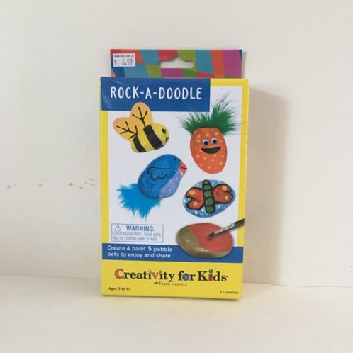 Creativity for Kids Rock-a-Doodle