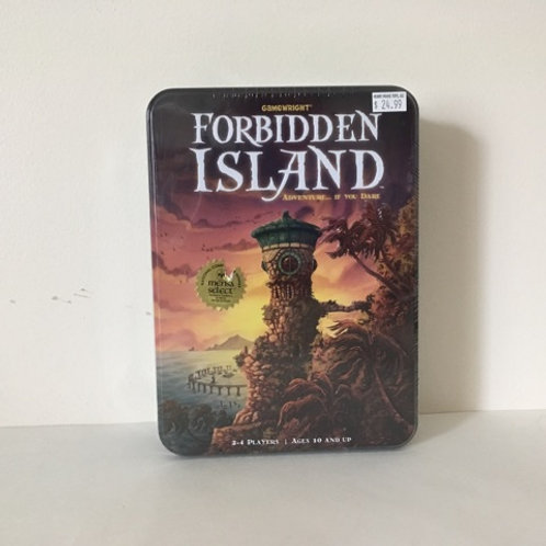 Forbidden Island Adventure Game