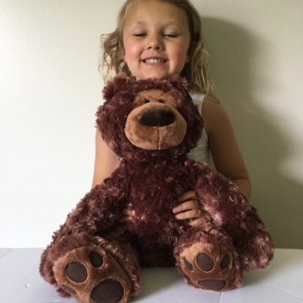 Gund Philbin the Bear Plush