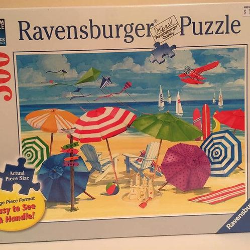 Ravensburger 300 pc Puzzle, Beach