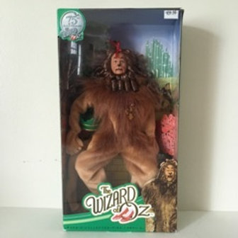 The Wizard of Oz Cowardly Lion Collector Figure