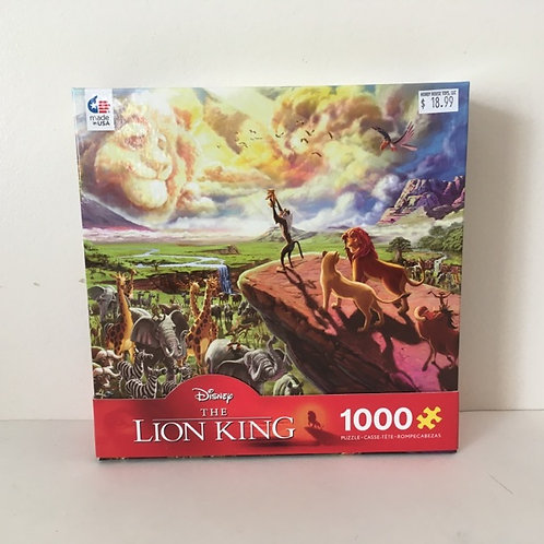 Ceaco Disney Lion King  Puzzle