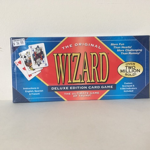 The Original Wizard Card Game - Deluxe Edition