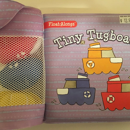 Float-Alongs Tiny Tugboats Book