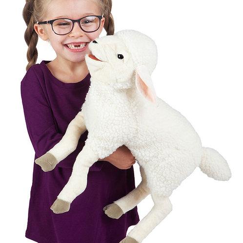 Folkmanis Lambkin Puppet