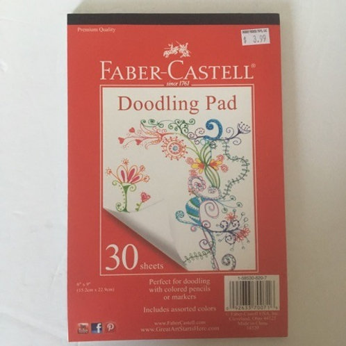 Faber Castell Doodling Pad