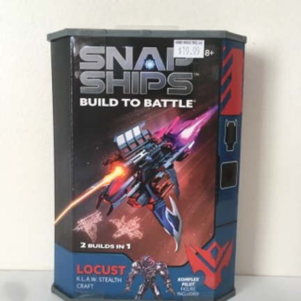 Snap Ships Build to Battle - Locust