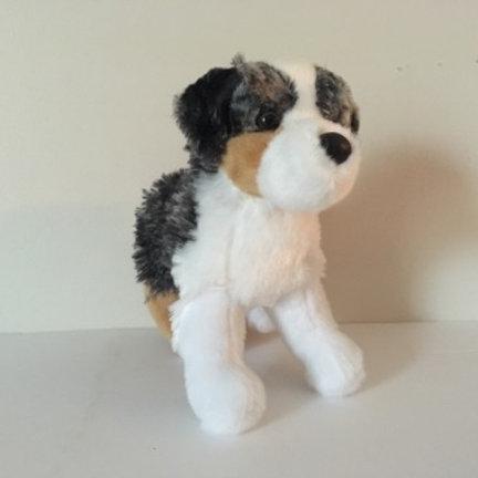 Douglas Steward Australian Shepherd Plush Dog #4019