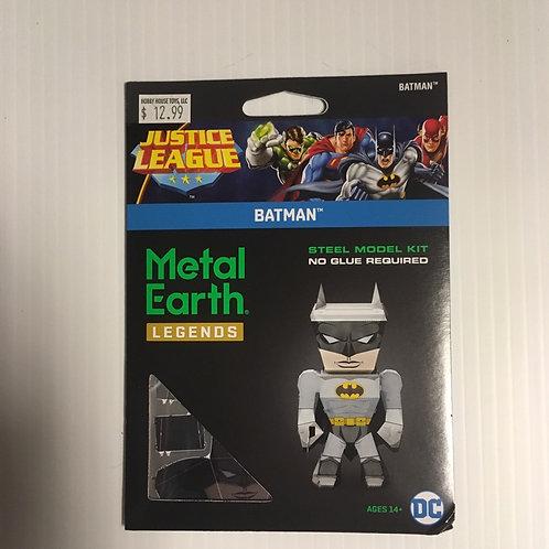 Metal Earth Justice League Batman