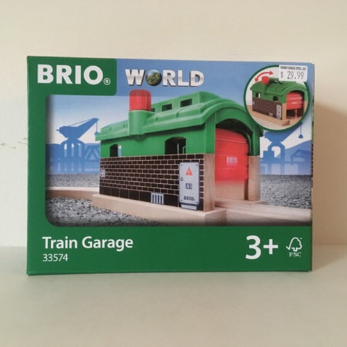 Brio World Train Garage, #33574