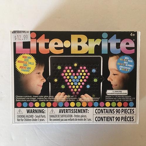 Mini Lite Brite Set